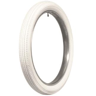 Weisse Reifen